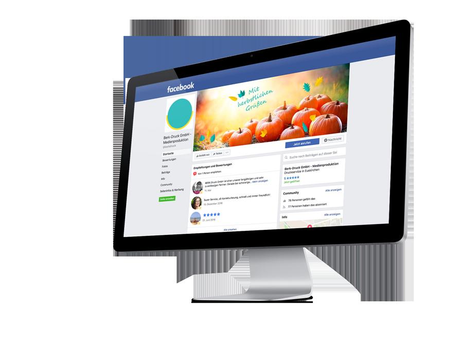 Berk-Druck GmbH – Medienproduktion Euskirchen auf Facebook