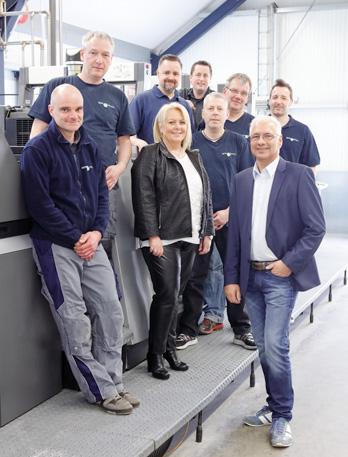 BERK-DRUCK GMBH – MEDIENPRODUKTION: Unsere Druckerei