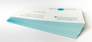 Wir produzieren Farbkanten in nahezu jedem Ton und geeignet für volumige Papiere!